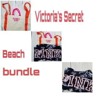 Nwt Victoria's Secret Beach bundle